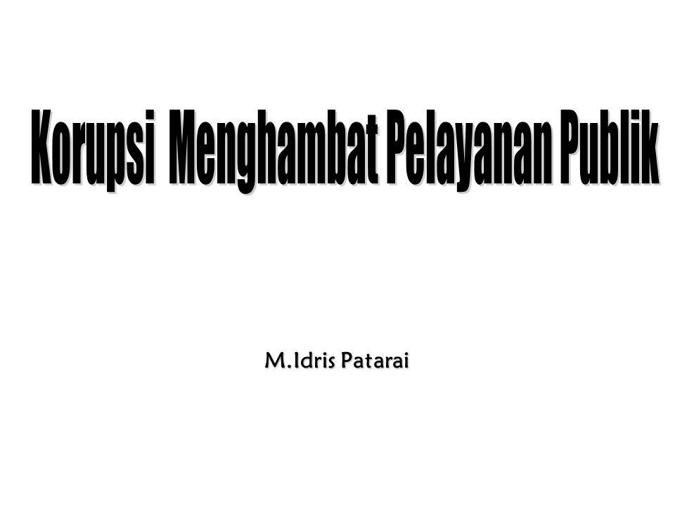 M.Idris Patarai