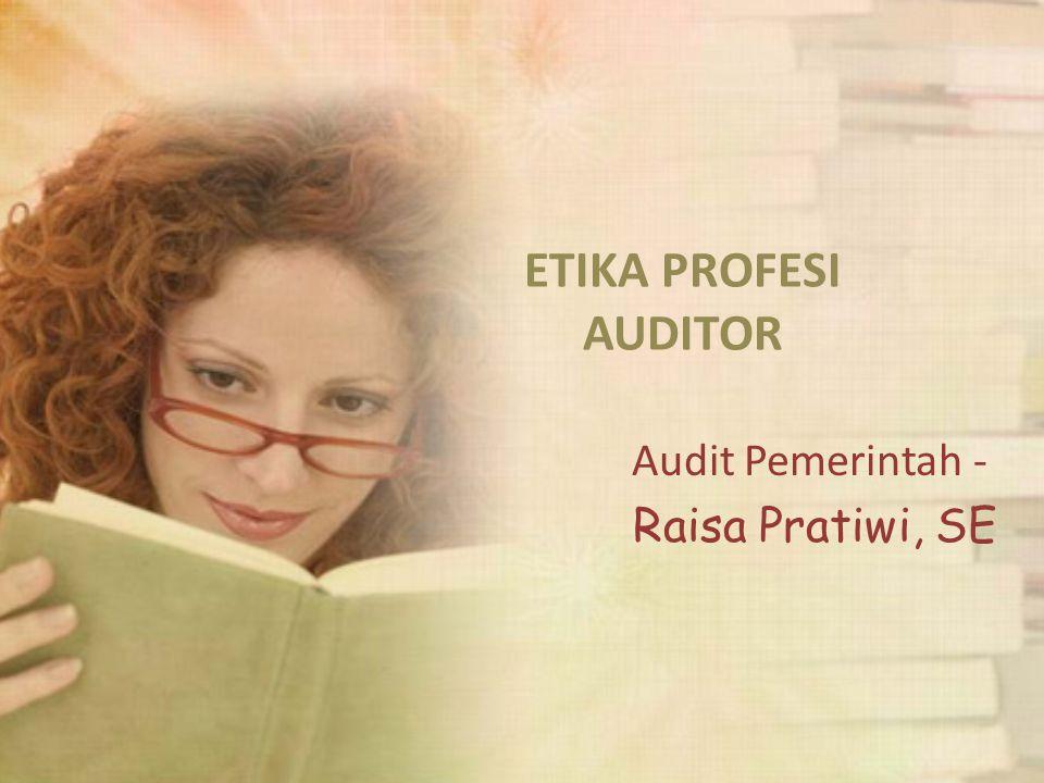 Pemberlakuan Aturan Etika bagi Auditor yang Bekerja di Luar Negeri Pada dasarnya auditor harus menerapkan aturan yang paling keras apabila auditor dihadapkan pada dua aturan berbeda yang berlaku ketika ia bekerja di luar negeri, yaitu aturan etika profesinya di Indonesia dan aturan etika yang berlaku di luar negeri.