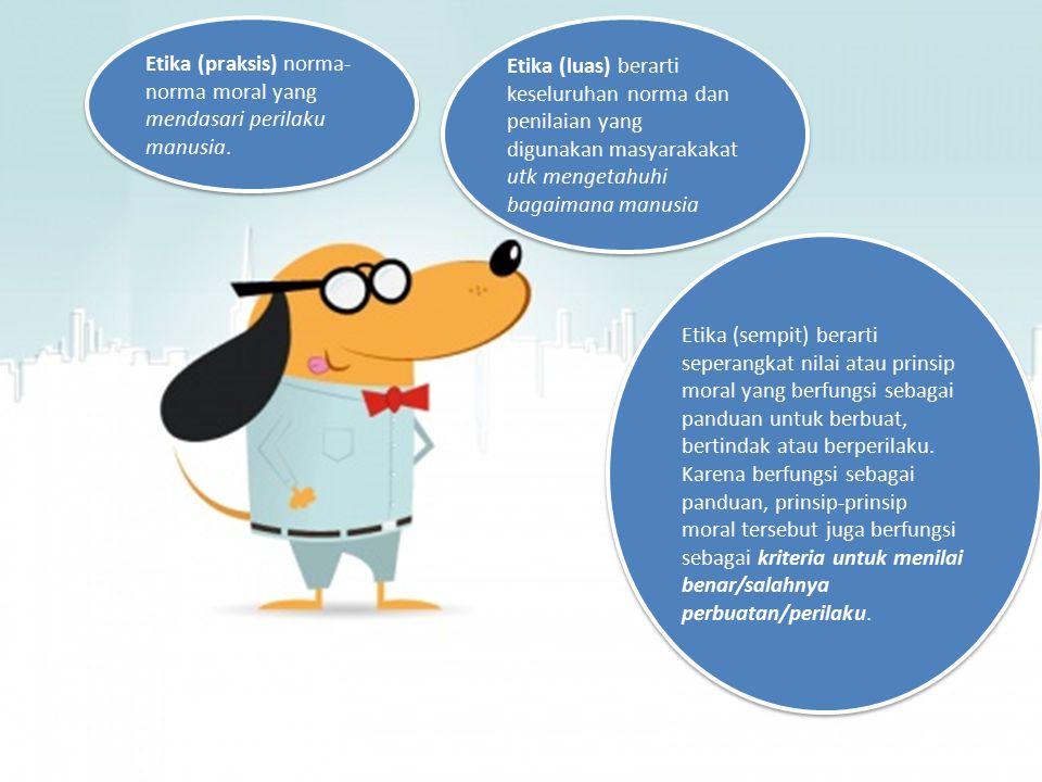 Kode Etik INTOSAI Kode etik INTOSAI terdiri dari: (1) integritas, (2) independen, obyektif dan tidak memihak, (3) kerahasiaan dan (4) kompetensi.