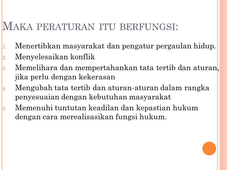 B AGAIMANA BENTUK PERUNDANG - UNDANGAN DI INDONESIA .