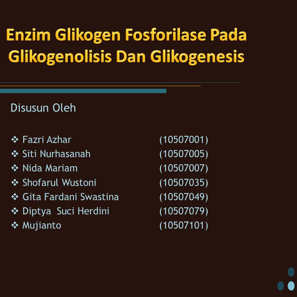 Disusun Oleh  Fazri Azhar(10507001)  Siti Nurhasanah(10507005)  Nida Mariam(10507007)  Shofarul Wustoni(10507035)  Gita Fardani Swastina(10507049)  Diptya Suci Herdini(10507079)  Mujianto(10507101)