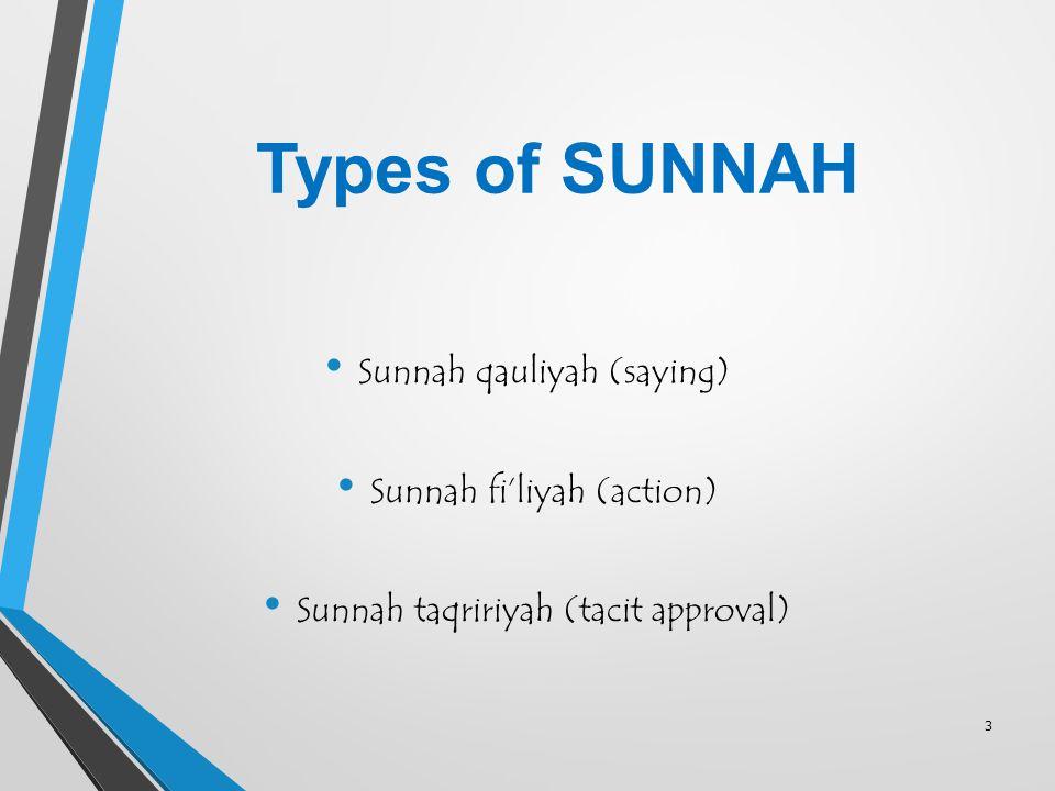 4 FUNGSI HADIS terhadap al-Quran 1.