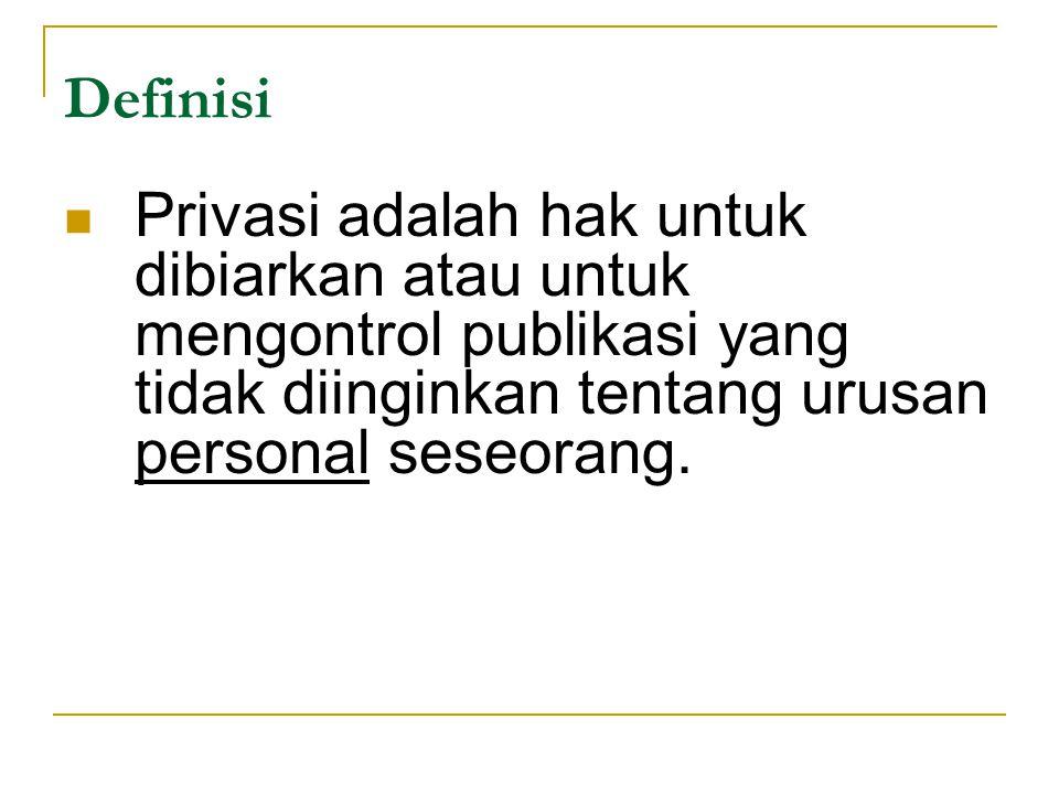 Keseimbangan antara privasi dan informasi : 1.Hormat terhadap pribadi dan tujuan peliputan.
