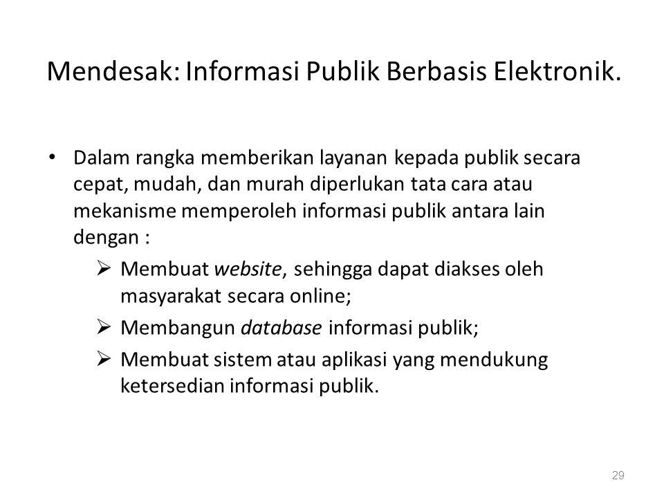 Tata Cara Memperoleh Informasi Publik Diadopsi dari Sudibyo, dkk.