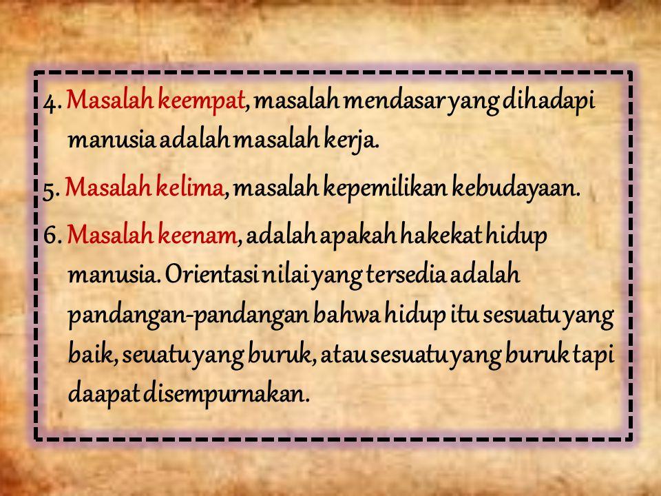 Menurut pandangan Sutan Takdir Alisyahbana (STA) Kebudayaan adalah penjelmaan dari nilai-nilai.