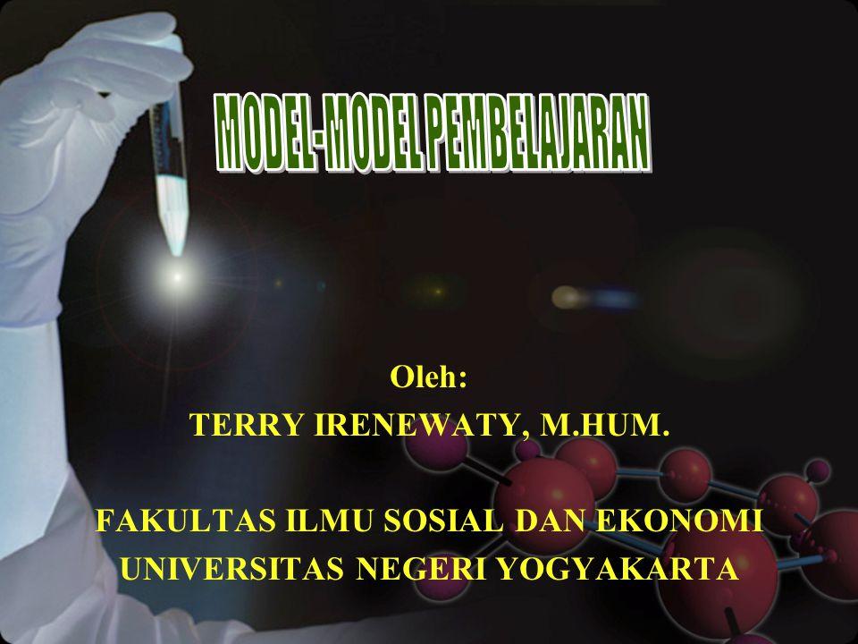 Oleh: TERRY IRENEWATY, M.HUM. FAKULTAS ILMU SOSIAL DAN EKONOMI UNIVERSITAS NEGERI YOGYAKARTA