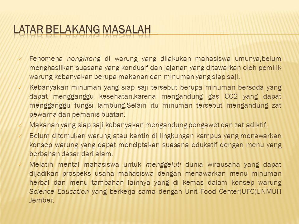 Bidang Kegiatan:PKM Kewirausahaan Diusulkan oleh: 1. Aini Maskuro(0910211107) 2. Anis Nurul Qoyyimah (0910231018) 3. Fuad Fendi Prayogo(0910211112) 4.