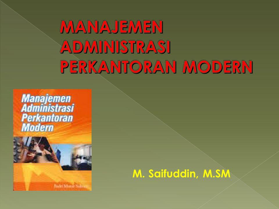 M. Saifuddin, M.SM
