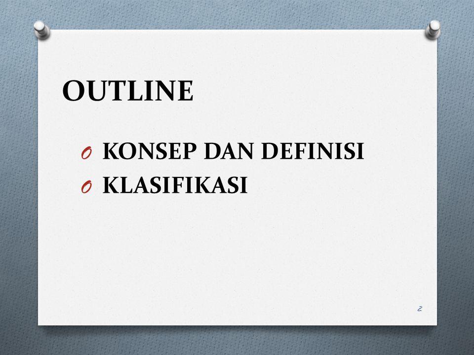 Contoh: O Klasifikasi Baku Lapangan Usaha Indonesia (KBLI) yang mengacu pada International Standard Industrial Classification of All Economic Activities (ISIC) dengan beberapa penyesuaian dengan memperhatikan kondisi Indonesia.