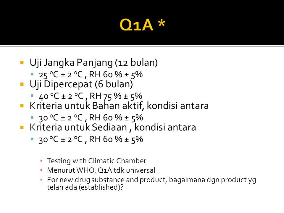 2.2.2 Testing and Test Criteria QA/QC Dept.