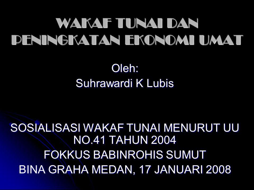 Selanjutnya bagaimana kita di Indonesia, khususnya di Sumatera Utara ?.
