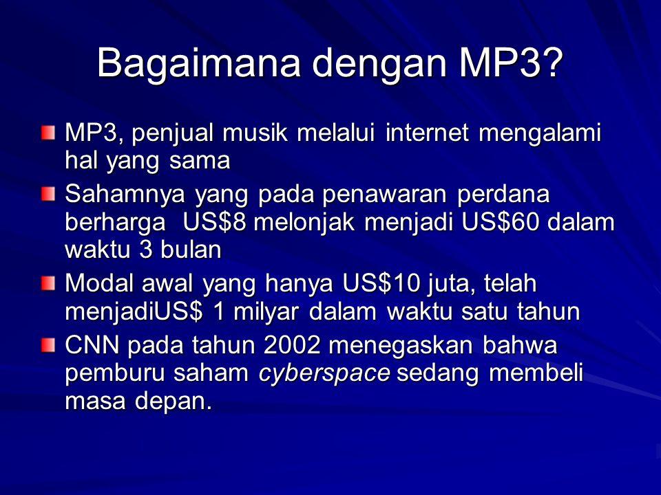 Bagaimana dengan MP3.
