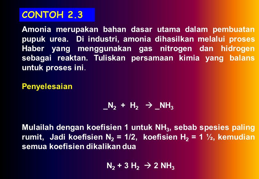 2. MENULISKAN PERSAMAAN KIMIA YANG BALANS _Al + _HCl → _AlCl 3 + _H 2 REAKTAN PRODUK -Beri tanda untuk diisi dengan koefisien setiap reaktan dan produ