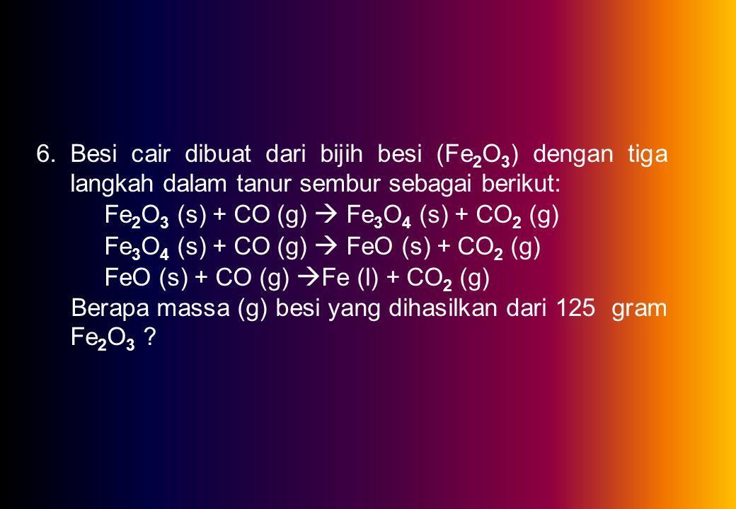 4.Setarakan persamaan reaksi berikut. a)KOH + H 3 AsO 4  K 2 HAsO 4 + H 2 O b)Si 2 H 6 + H 2 O  Si(OH) 4 + H 2 c)Al +NH 4 ClO 4  Al 2 O 3 + AlClO 3