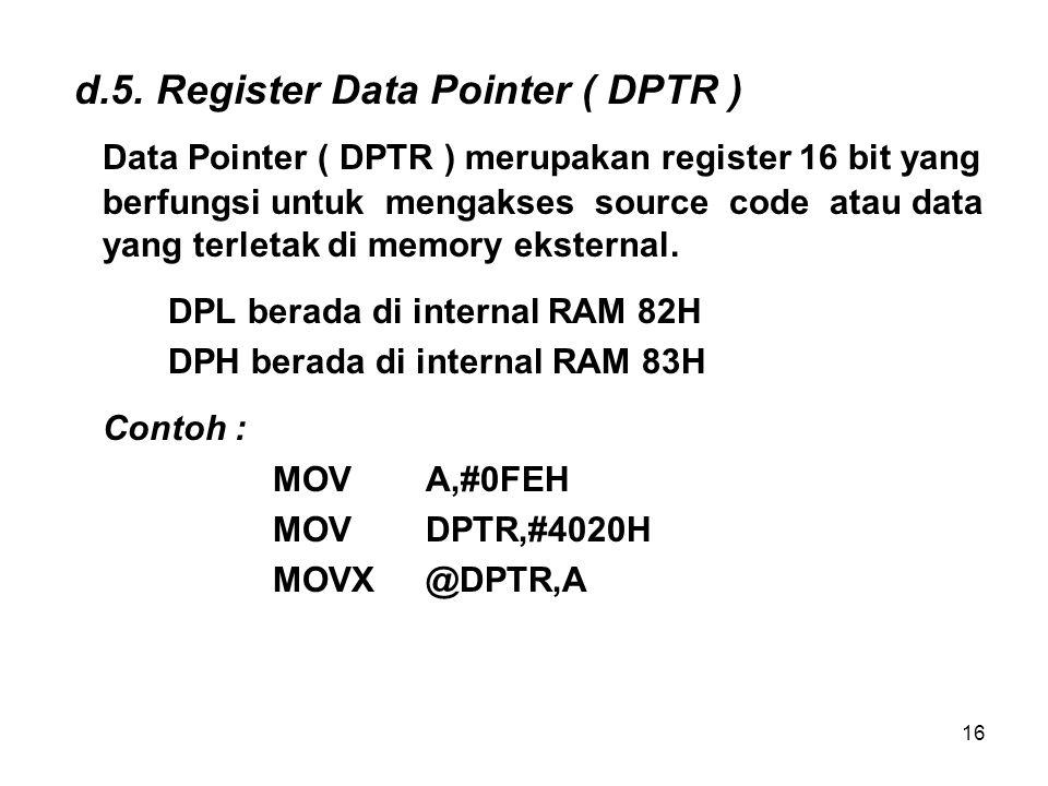 17 1.Buat program untuk menyimpan data 2EH kedalam register Accumulator.