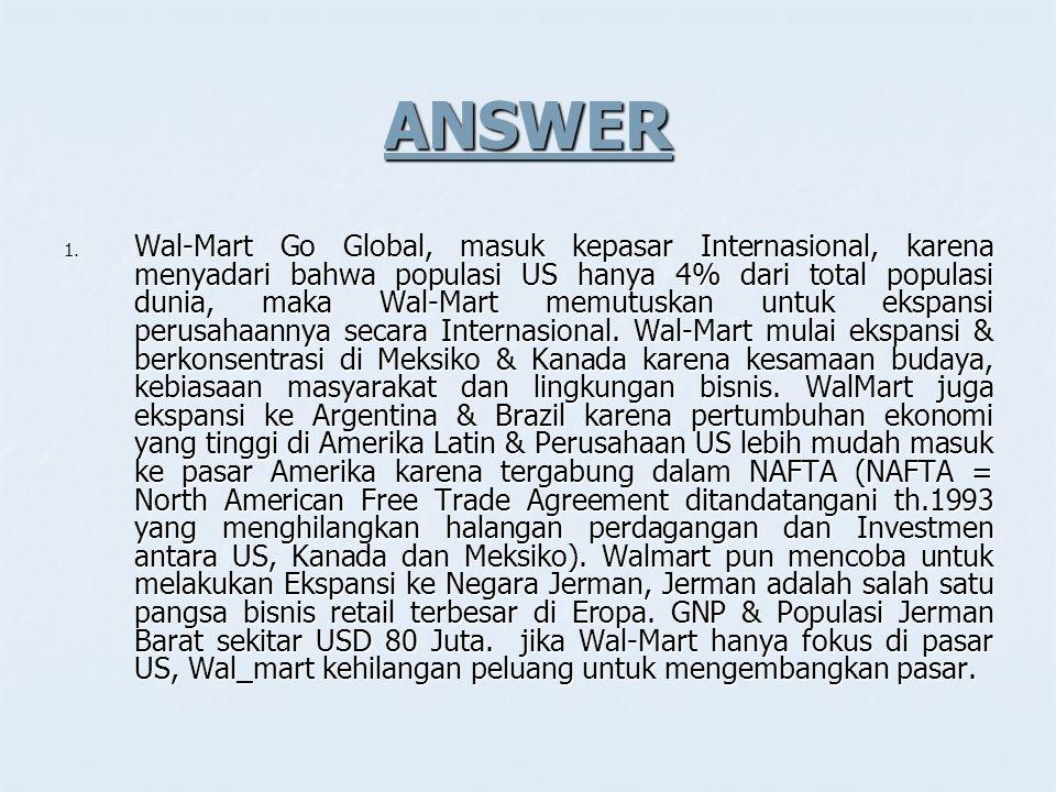 ANSWER 1.