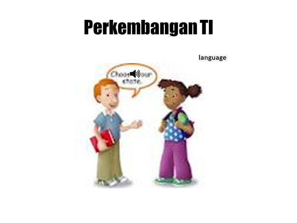 Perkembangan TI language