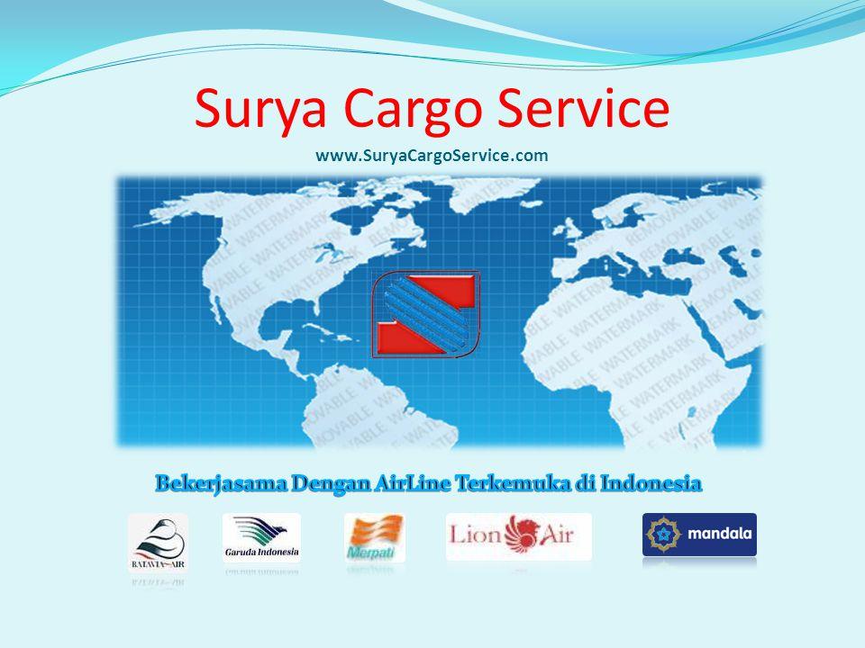 Surya Cargo Service www.SuryaCargoService.com