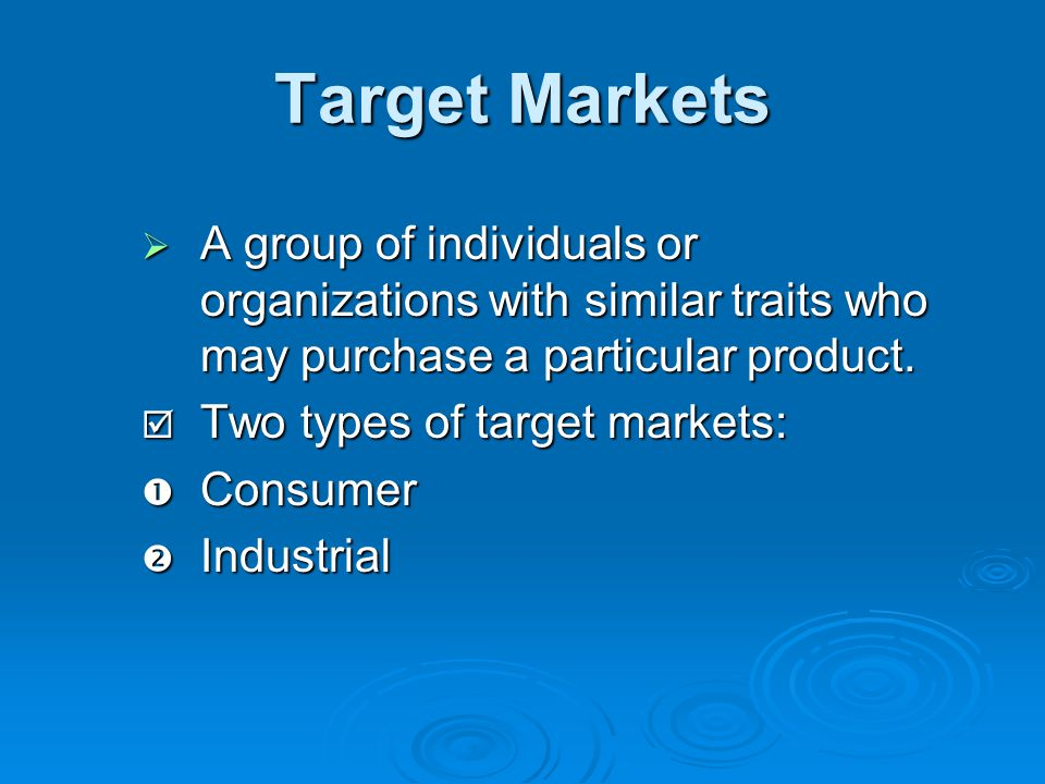 Product Mix  The assortment of products offered by a firm. Product Mix
