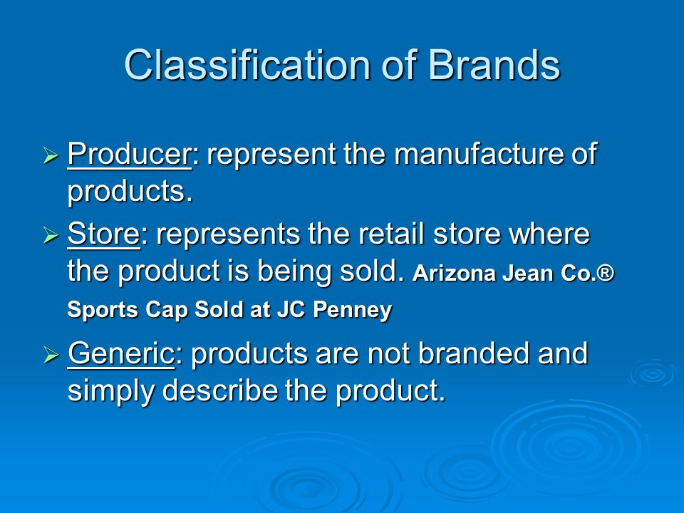 Product Differentiation  Efforts to distinguish a product from competitive products so that it is more desirable. Products are differentiated by:  U