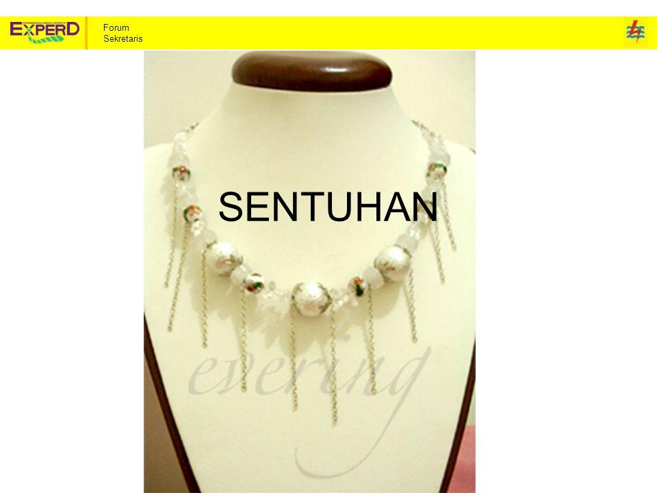 Forum Sekretaris SENTUHAN