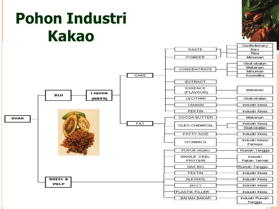 Pohon Industri Kakao 80