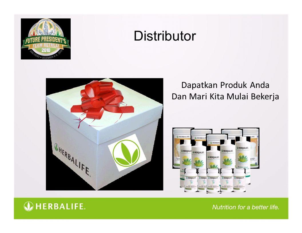 Distributor Dapatkan Produk Anda Dan Mari Kita Mulai Bekerja