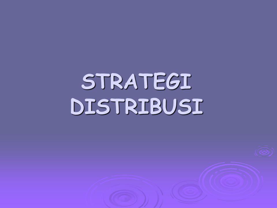 MENGELOLA HUBUNGAN RANTAI NILAI  Rantai Nilai (Value Chain) : Sekelompok organisasi yang berhubungan secara vertikal yang memberi nilai tambah pada produk/jasa yang dipindahkan dari pemasok menjadi produk akhir pada konsumen atau organisasi pengguna akhir Sekelompok organisasi yang berhubungan secara vertikal yang memberi nilai tambah pada produk/jasa yang dipindahkan dari pemasok menjadi produk akhir pada konsumen atau organisasi pengguna akhir Rantai Nilai disebut Saluran distribusi (Channels of Distribution), yaitu suatu strategi distribusi berkenaan dengan bagaimana perusahaan menjangkau pasar sasarannya Rantai Nilai disebut Saluran distribusi (Channels of Distribution), yaitu suatu strategi distribusi berkenaan dengan bagaimana perusahaan menjangkau pasar sasarannya