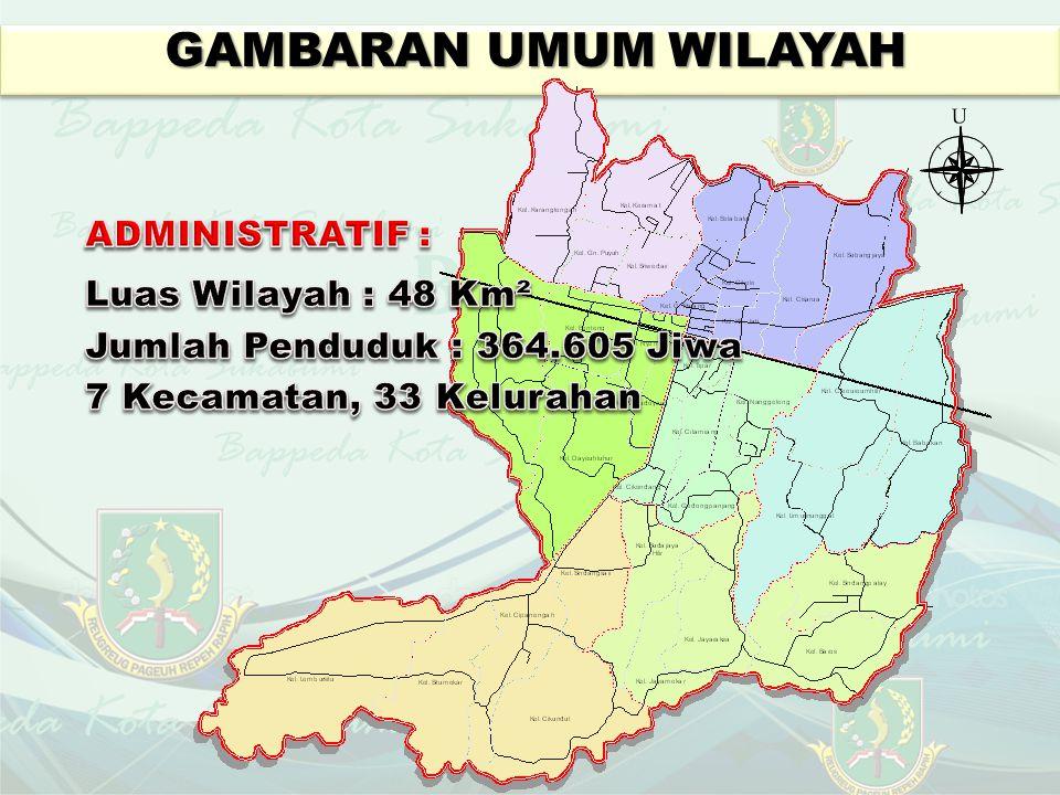 GAMBARAN UMUM WILAYAH