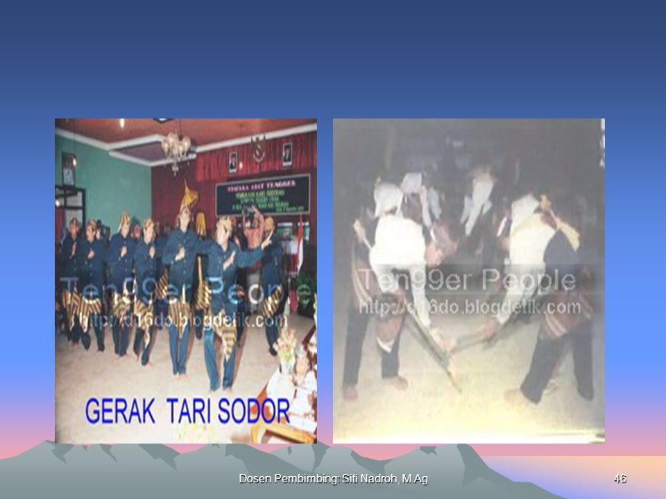 Dosen Pembimbing: Siti Nadroh, M.Ag46