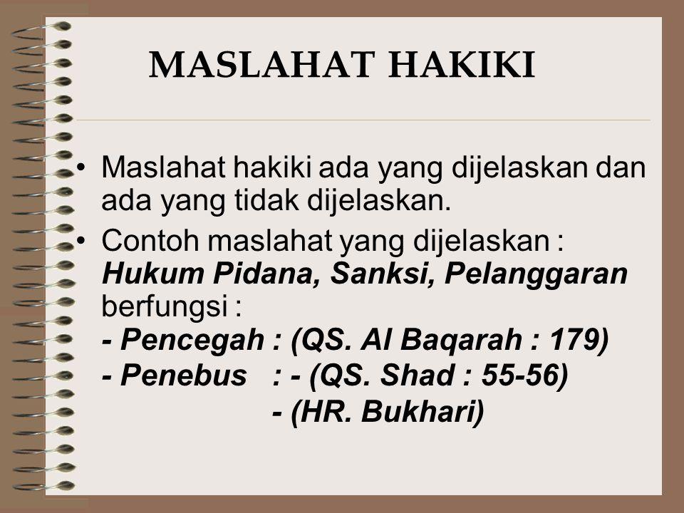 MASLAHAT HAKIKI TELADAN : Kisah Shahabat : - Al Ghamidiyah (HR.