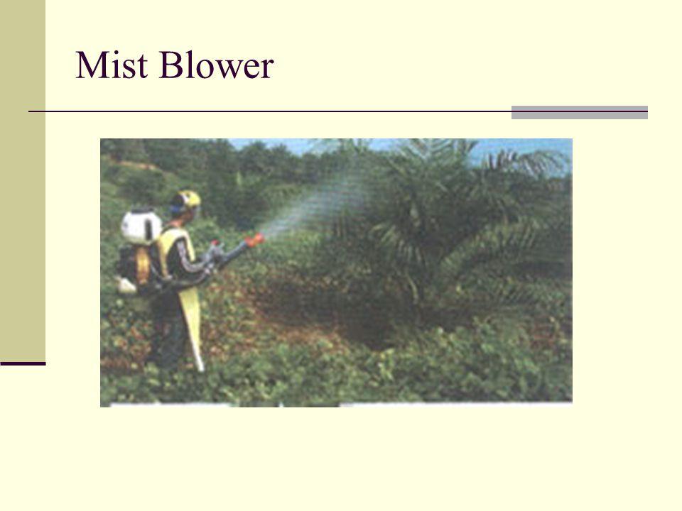 Mist Blower