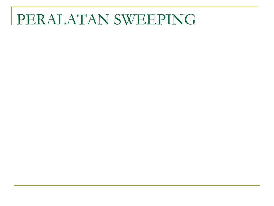 DRY SWEEPING Broom Long handle brush Dust Pan Peralatan :