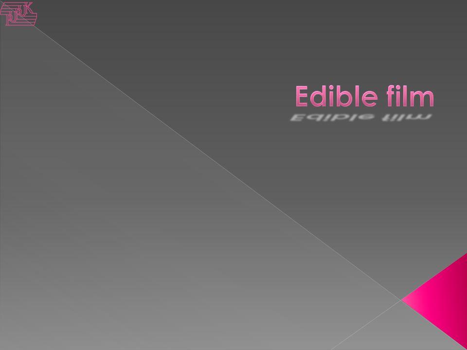  Pendahuluan  Edible film  Manfaat  Biaya