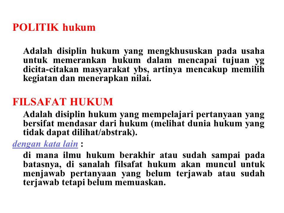KEDUDUKAN DAN FUNGSI PIH Istilah PIH di Indonesia pertama kali dipakai di Univ Gadjah Mada tanggal 13 Maret 1946.