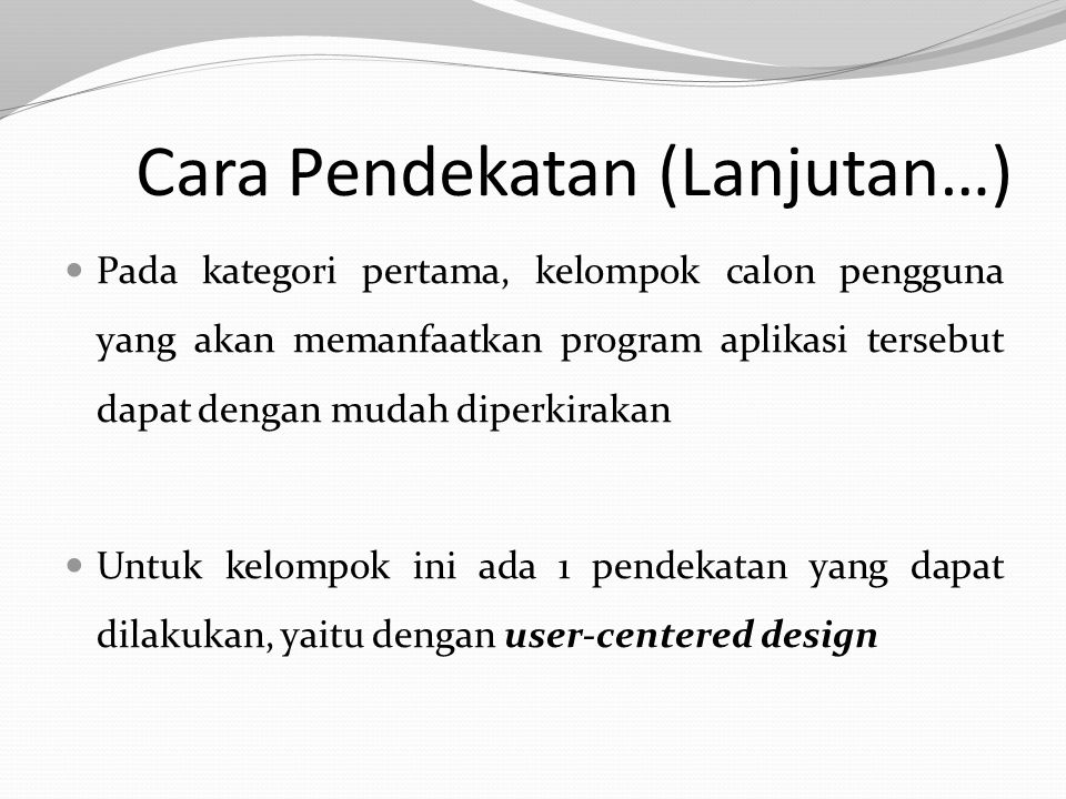 Contoh Tata Letak Tekstual