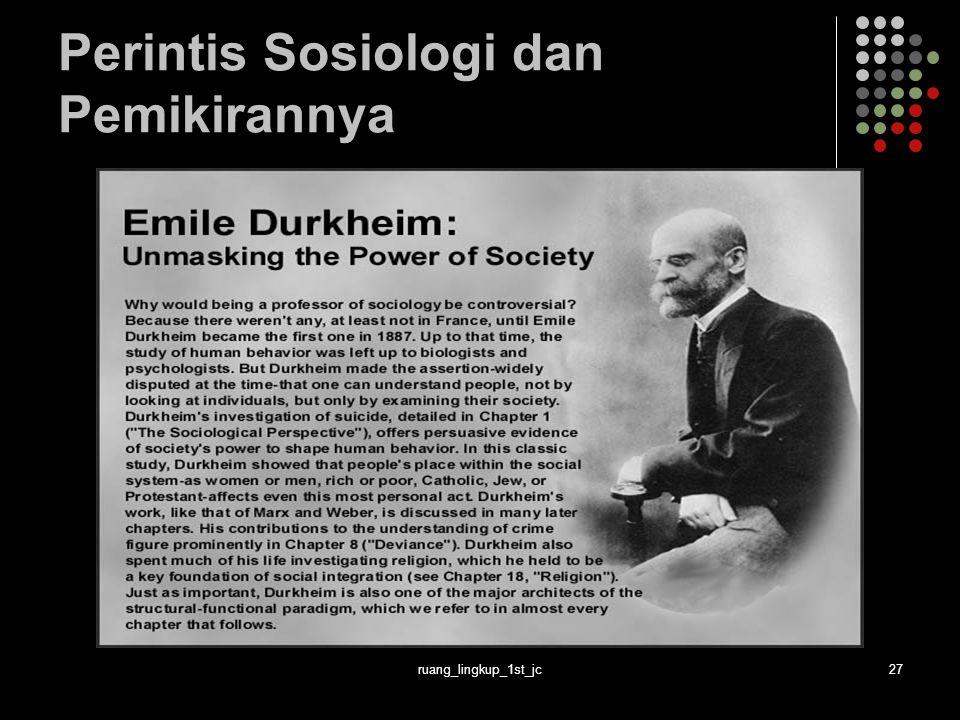 ruang_lingkup_1st_jc27 Perintis Sosiologi dan Pemikirannya