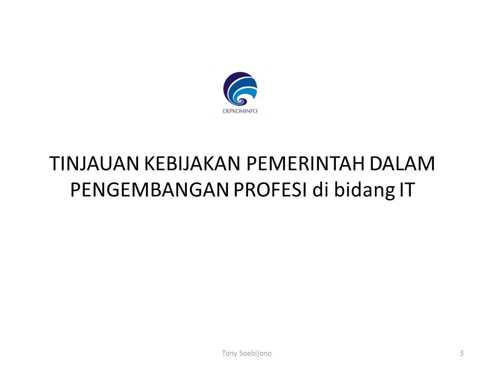 Kebijakan Depkominfo Dalam Pembangunan Masyarakat Informasi Human capital ditempatkan sebagai pulling factor bagi pembangunan aspek-aspek information and computer technology (ICT): 1.