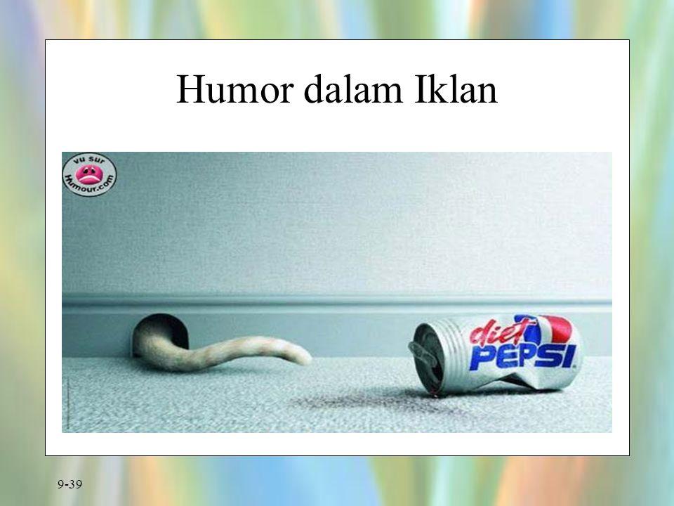 9-39 Humor dalam Iklan