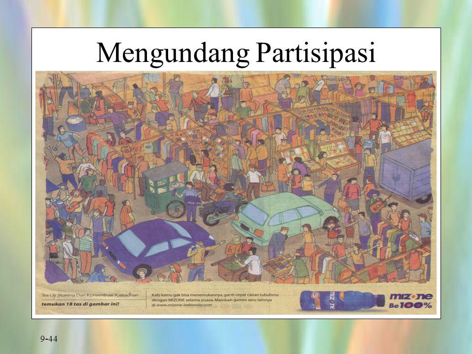 9-44 Mengundang Partisipasi