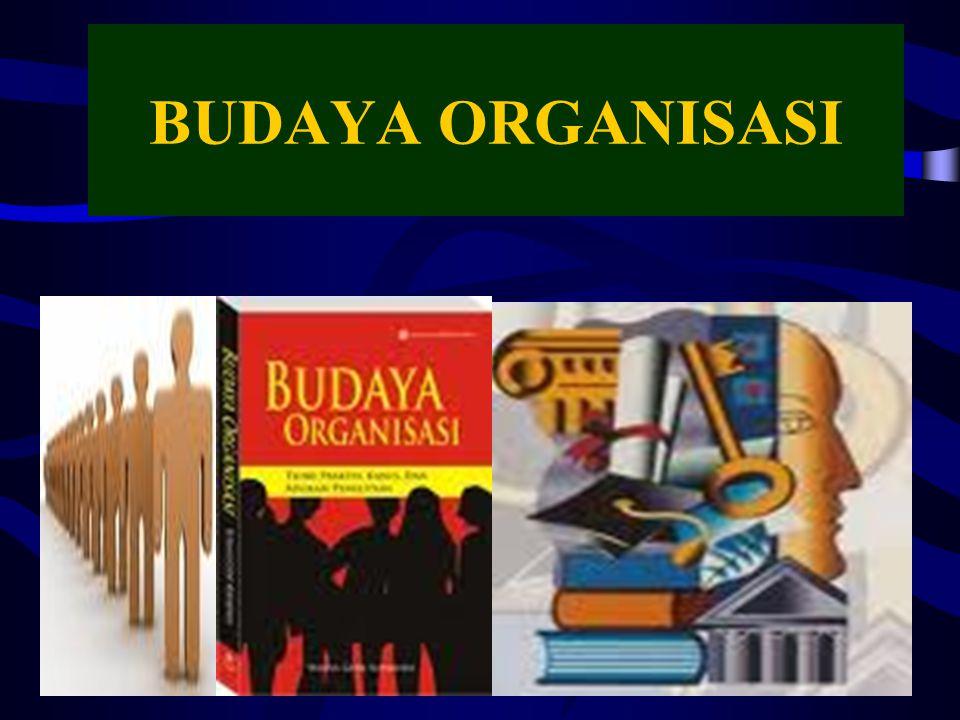 BUDAYA ORGANISASI 1