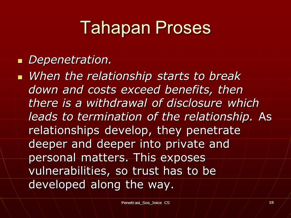 Penetrasi_Sos_Joice CS 18 Tahapan Proses Depenetration.