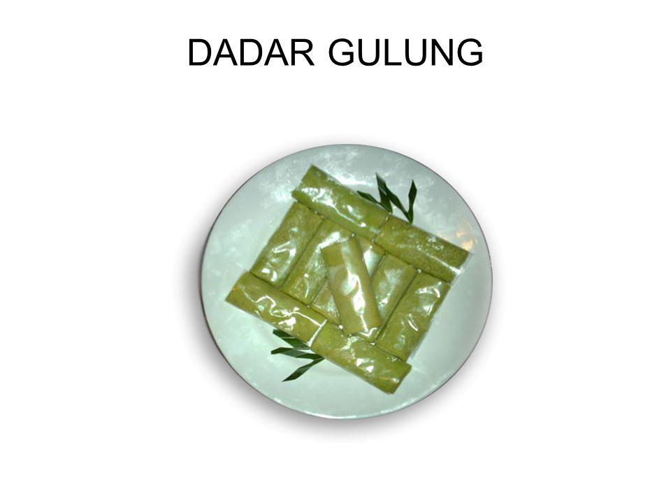 DADAR GULUNG