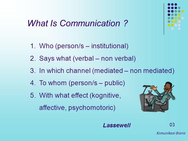 """KEGIATAN POKOK """"KOMUNIKASI BISNIS"""" : 1.LISTENING(45%) 2.SPEAKING(30%) 3.READING(16%) 4.WRITING( 9%) Thill & Courtland (1991) 02 Komunikasi Bisnis"""