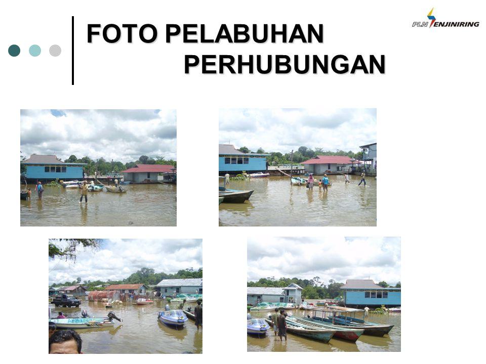 FOTO PELABUHAN PERHUBUNGAN