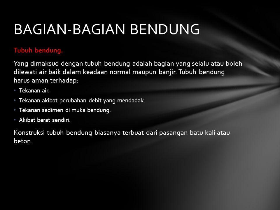 Bentu mercu di Indonesia : 1.Bentuk Ogee 2.Bentuk Bulat