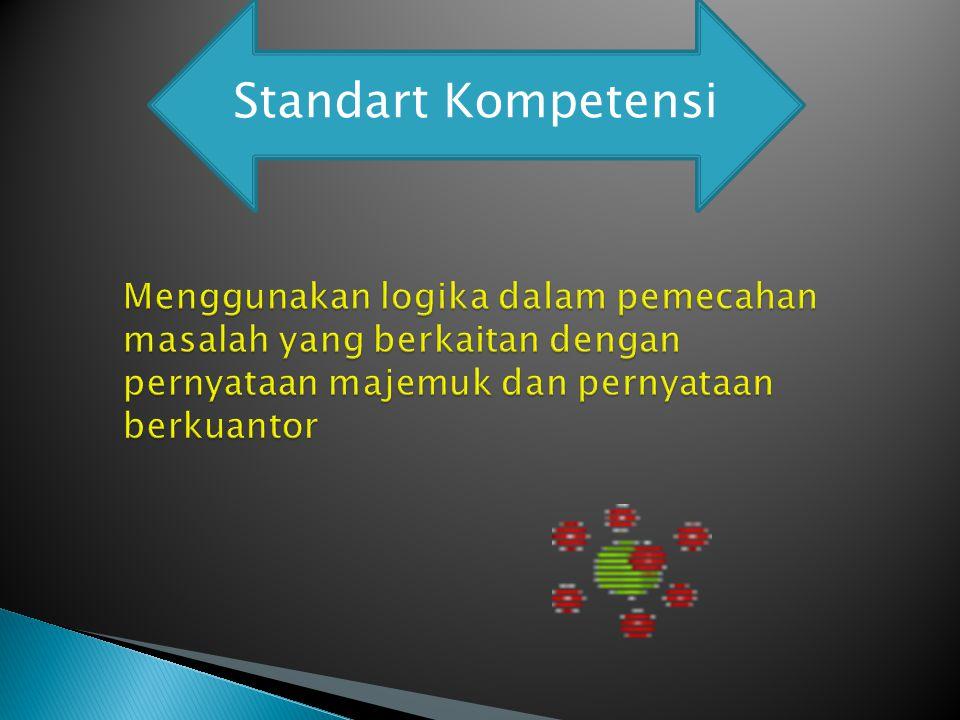 Standart Kompetensi