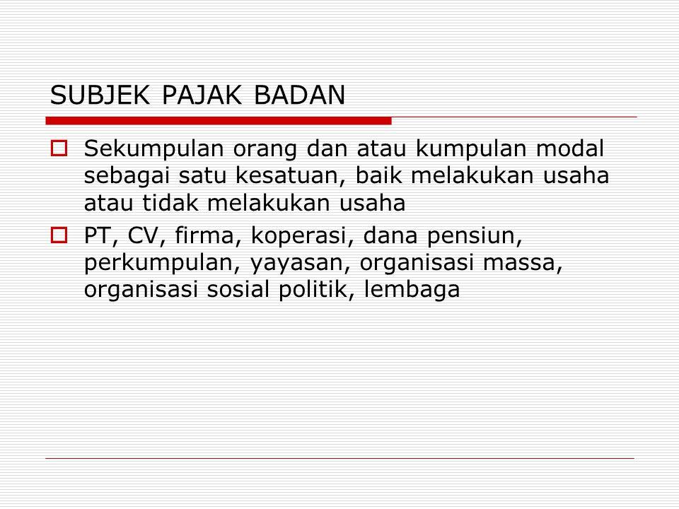 Tarif PPh Final (3) No.Jenis PenghasilanDPP / Tarif Pajak Usaha Jasa Konstruksi 8.