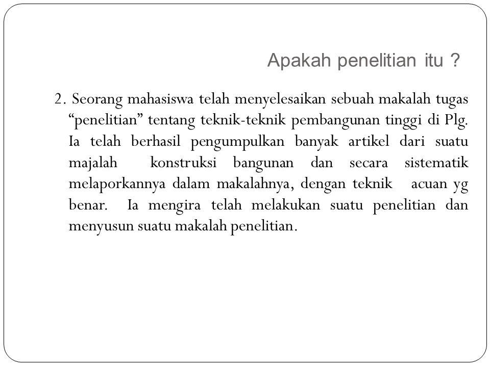 Karakteristik Penelitian 18 10.
