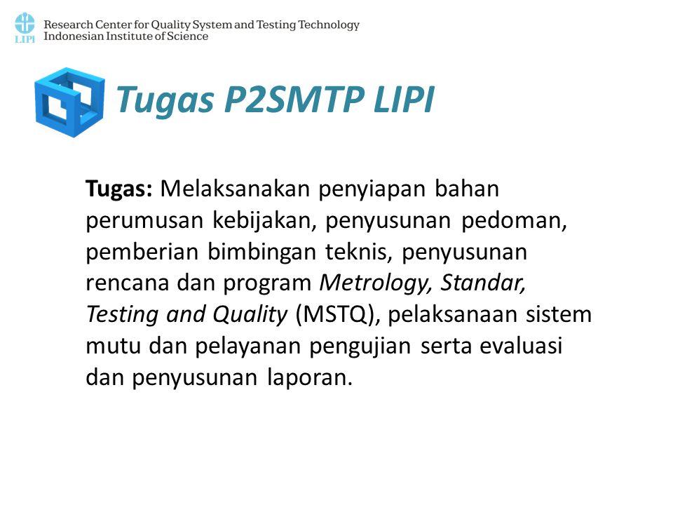 Jenis Bimbingan Teknis 1.Persiapan Sertifikasi Sistem Manajemen Mutu berbasis ISO 9001:2008 2.Persiapan Sertifikasi Sistem Manajemen Lingkungan berbasis ISO 14001:2004 3.Persiapan Akreditasi Laboratorium Penguji/ Kalibrasi berbasis ISO/IEC 17025:2005 4.Lain – lain sesuai dengan kesepakatan mitra kerja dalam lingkup system manajemen mutu dan teknologi pengujian
